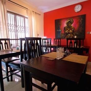 Number 95 Suites restaurant