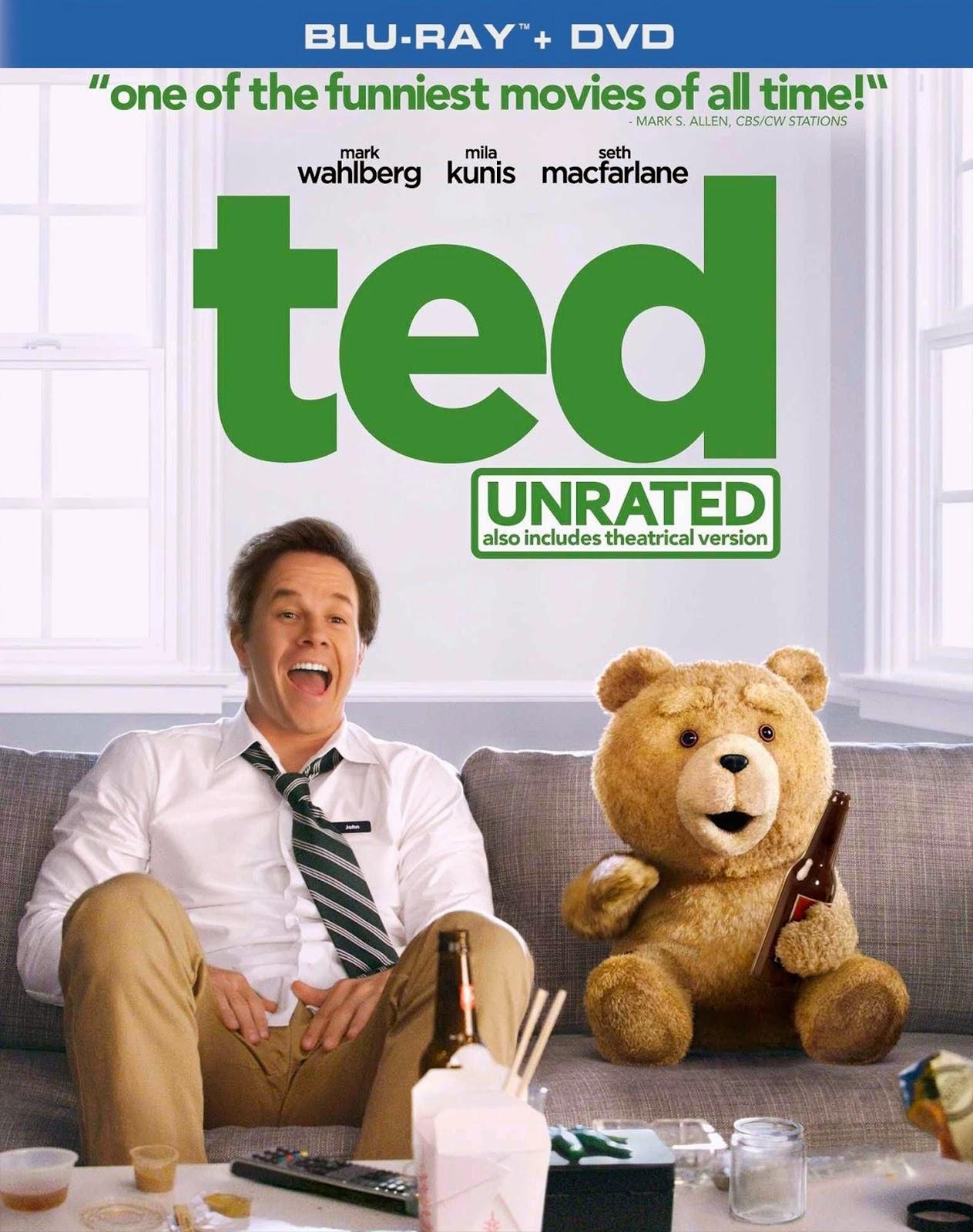 ดู Ted หมีไม่แอ๊บ แสบได้อีก