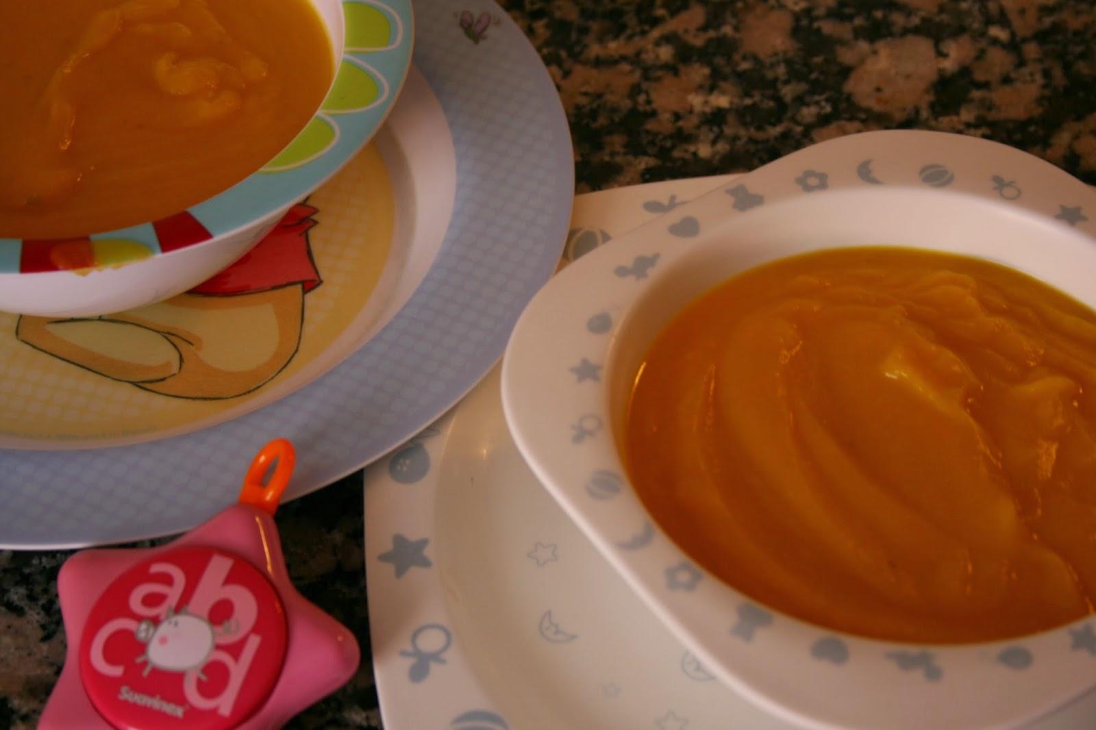 El rincon de pris primer pur de verduras beb 6 meses - Pures bebes 6 meses ...