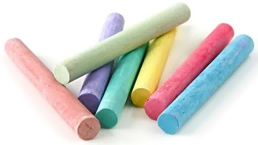 Cara membuat kapur tulis dan bahan kapur tulis