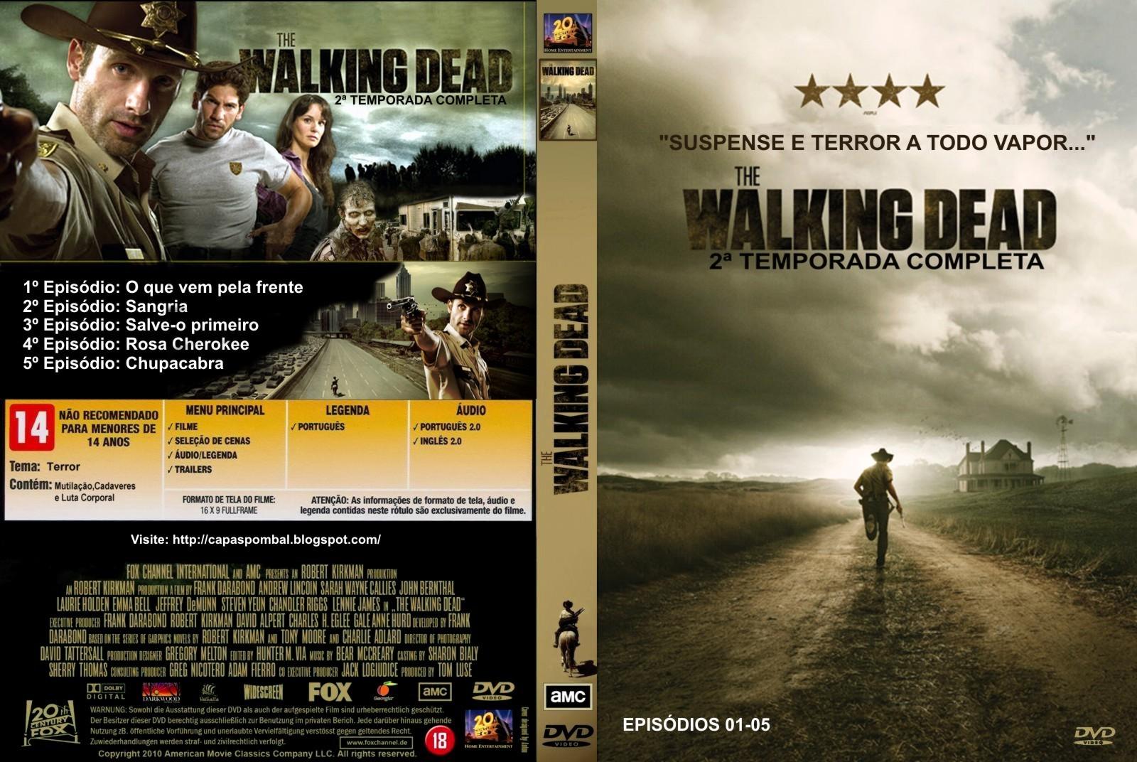 Dvd the walking dead 3 temporada download - Mailanji monjulla veedu ...
