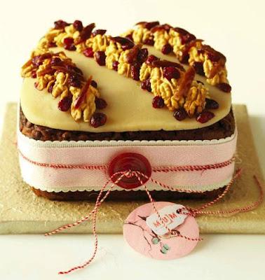 Spiced Christmas Cake