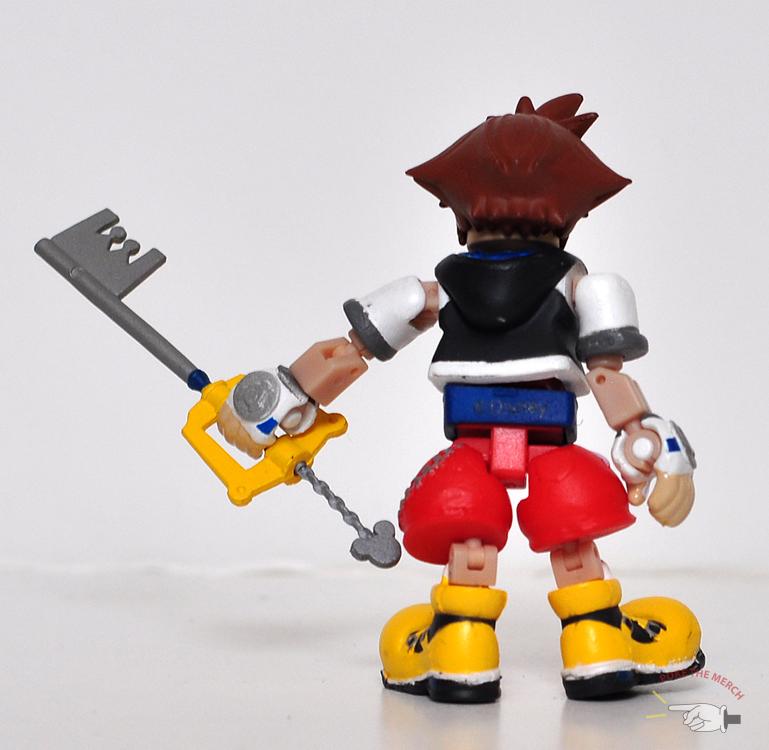 Kingdom Hearts  Best Sora Build