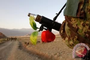 Polisi Afghanistan tewaskan 12 Anggota Taliban