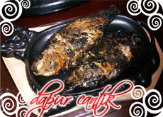 Gambar Masakan Ikan Bakar Bumbu Gulai Dapur Cantik