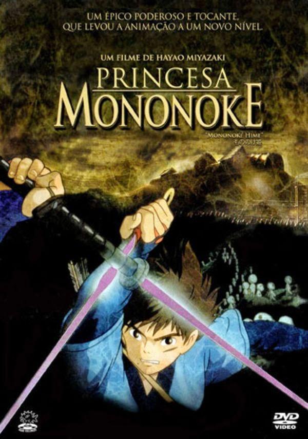 A Princesa Mononoke – Dublado