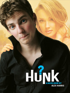 {Giveaway} Win a copy of HUNK!