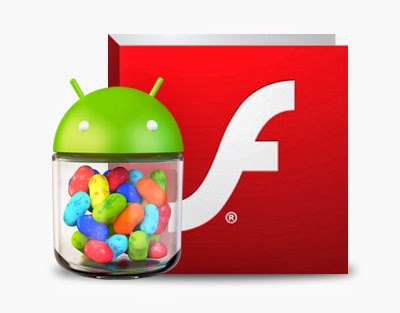 Cara Install/Menjalankan Flash Player di Android 4.1 Jelly Bean