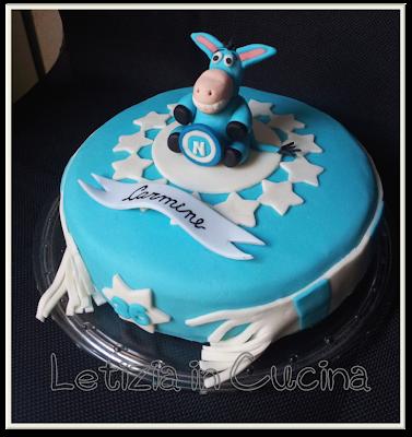 Letizia In Cucina Torta Compleanno Napoli