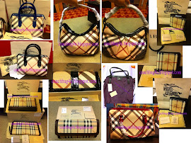 BURBERRY READY STOCK