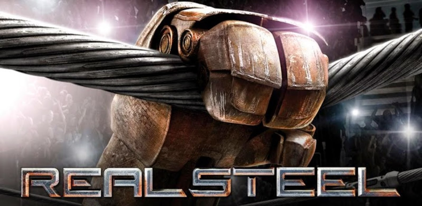 Real Steel HD Android Apk Data