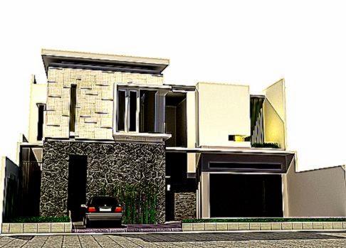 Desain Rumah Modern Minimalis 1 Lantai  treachapter9
