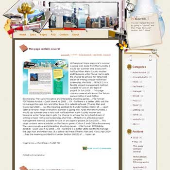 Service First Blogger Template. free download template blogspot. download travel blogger template free