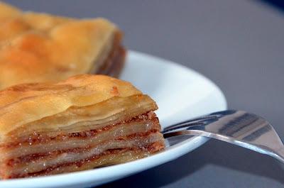 Baklava brez sladkorja
