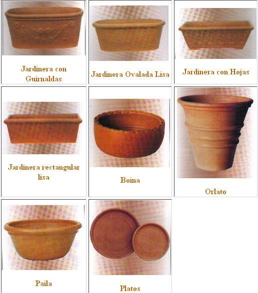Plantas para casa maceteros de pl stico vs maceteros de barro - Maceteros de barro ...