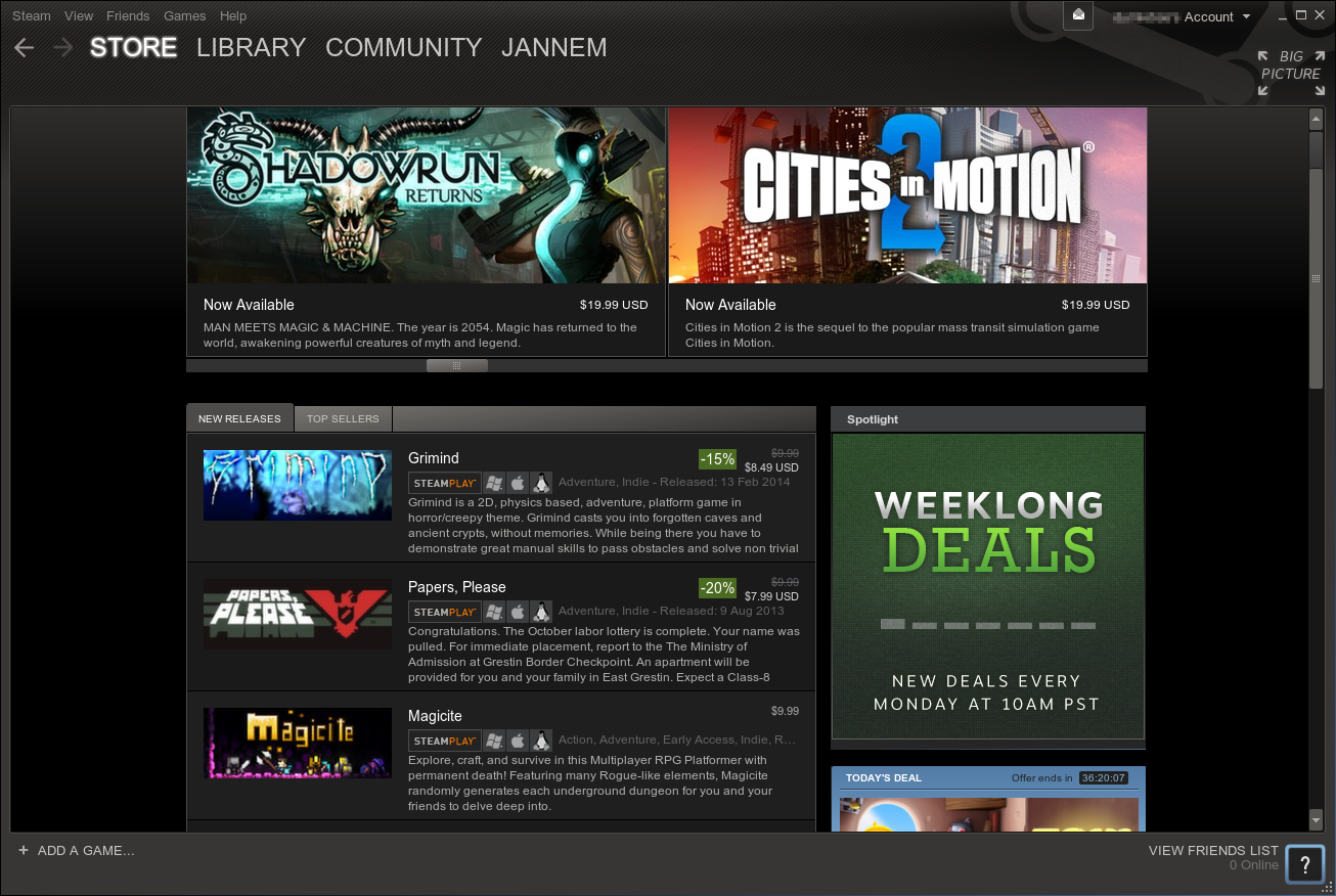how to run steam client for games