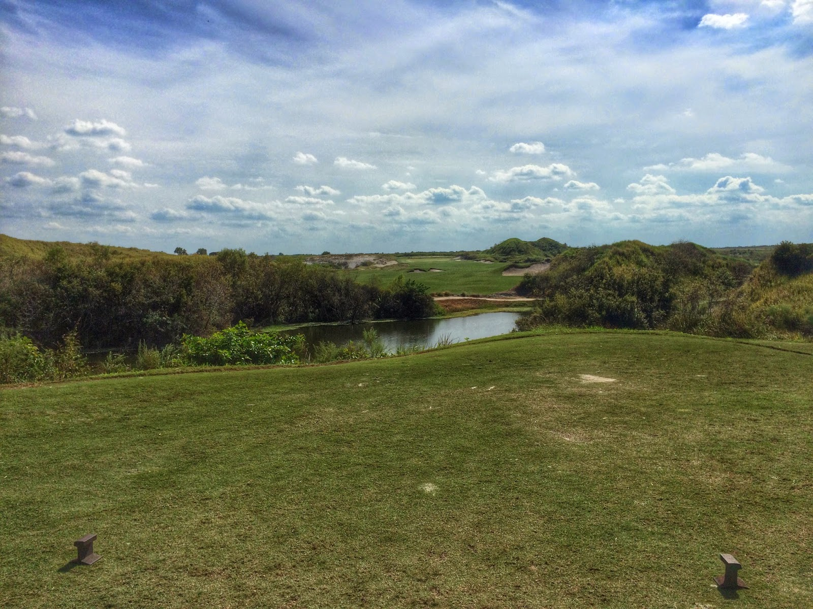 Streamsong Red 1st Hole