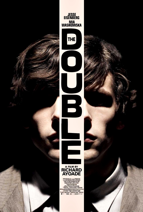 El doble (The Double), de Richard Ayoade