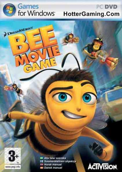 Bee Movie PC Game Free Download