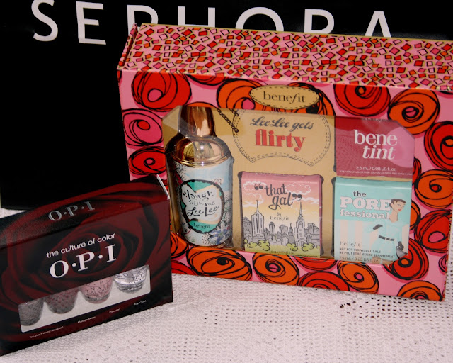 benefit opi giveaway