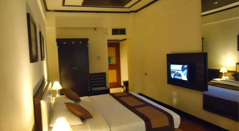 Kamar Hotel Maharaja Tandean Jakarta