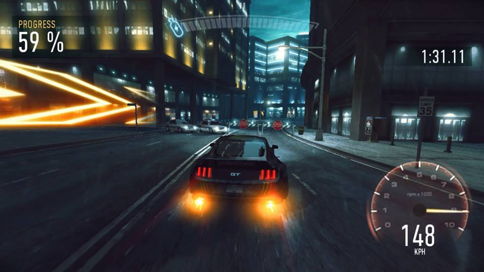 Update need for speed no limits v1 apk data for Need for speed android