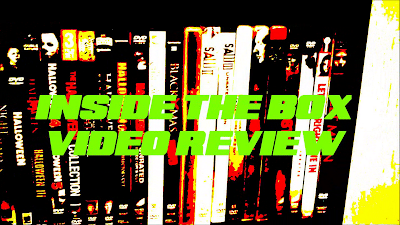 Inside The Box Video Review : The House by the Cemetery