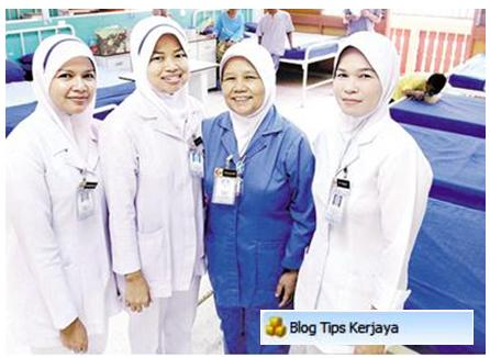 khas dan kemudahan jururawat peringkat dan tangga gaji pokok jururawat ...