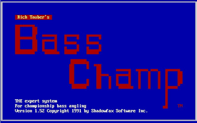 Rich Taubers Bass Champ