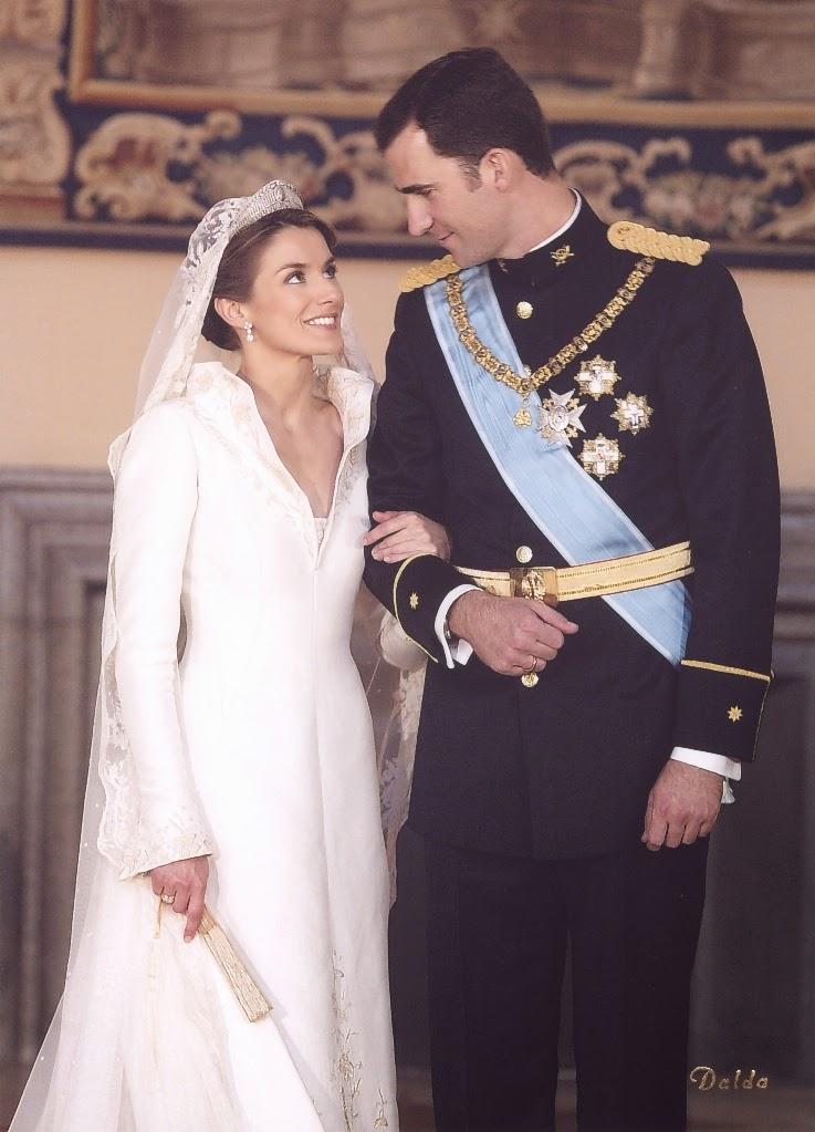 SS.MM. los Reyes de España