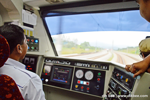 Railway Tourism | Pengalaman Menaiki Perkhidmatan Tren ETS ke Ipoh