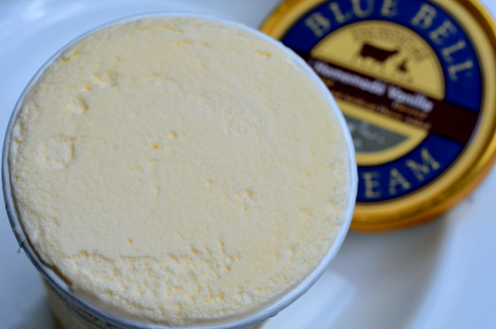food and ice cream recipes REVIEW Blue Bell Homemade Vanilla