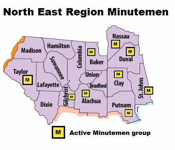 Florida North East Minutemen