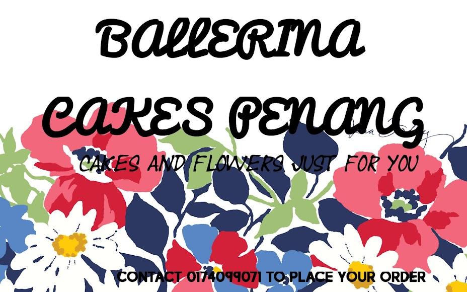 BALLERINA CAKES PENANG