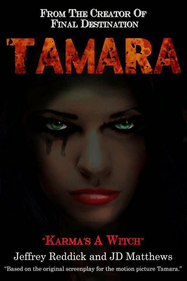 Watch the book trailer for Jeffrey Reddick's Tamara novelization