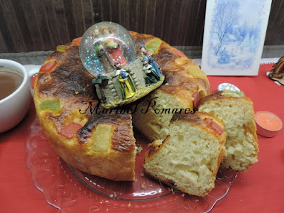 Roscón De Reyes Rápido.