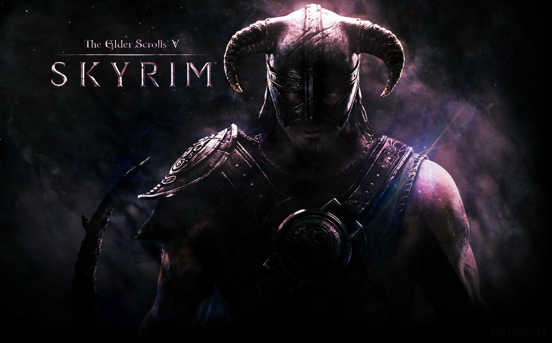 Fond dcran HD GRATUITS : The Elder Scrolls 5 : Skyrim HD ...