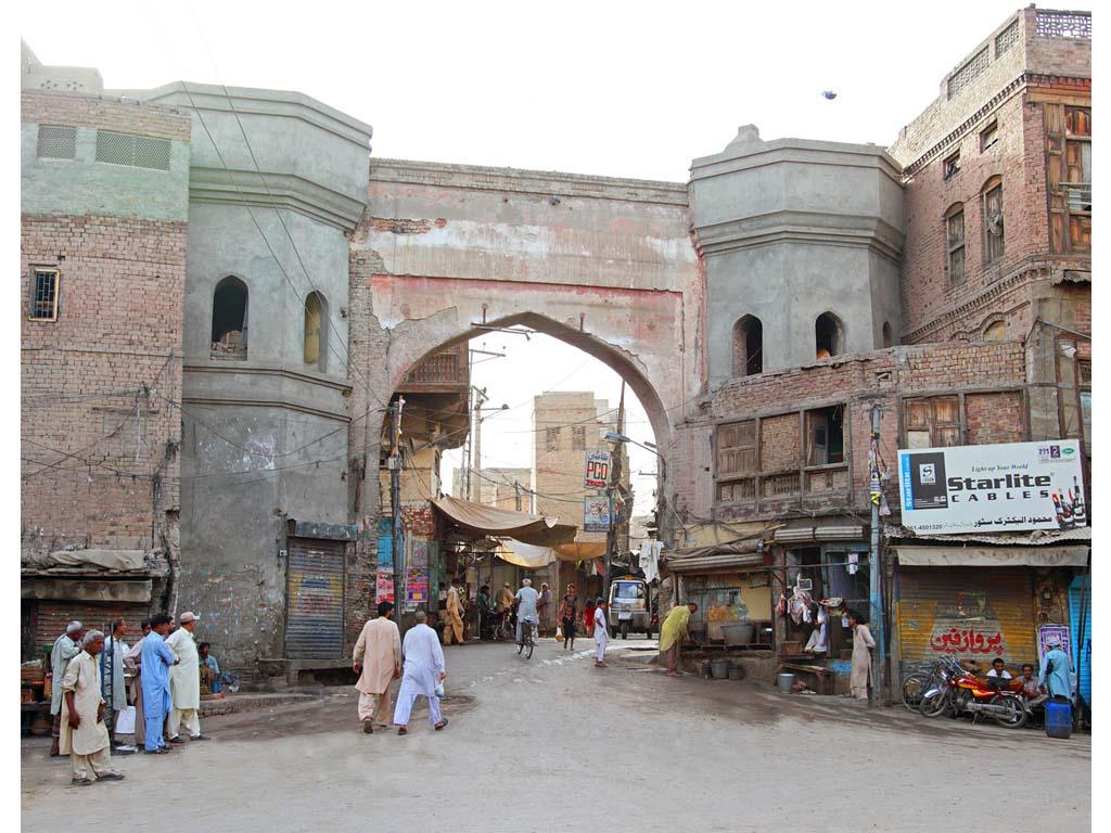 Bohargate - Bohar Gate , Multan