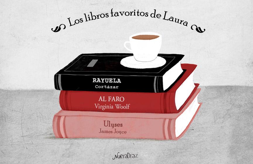 MIS LIBROS FAVORITOS por Nuria Díaz