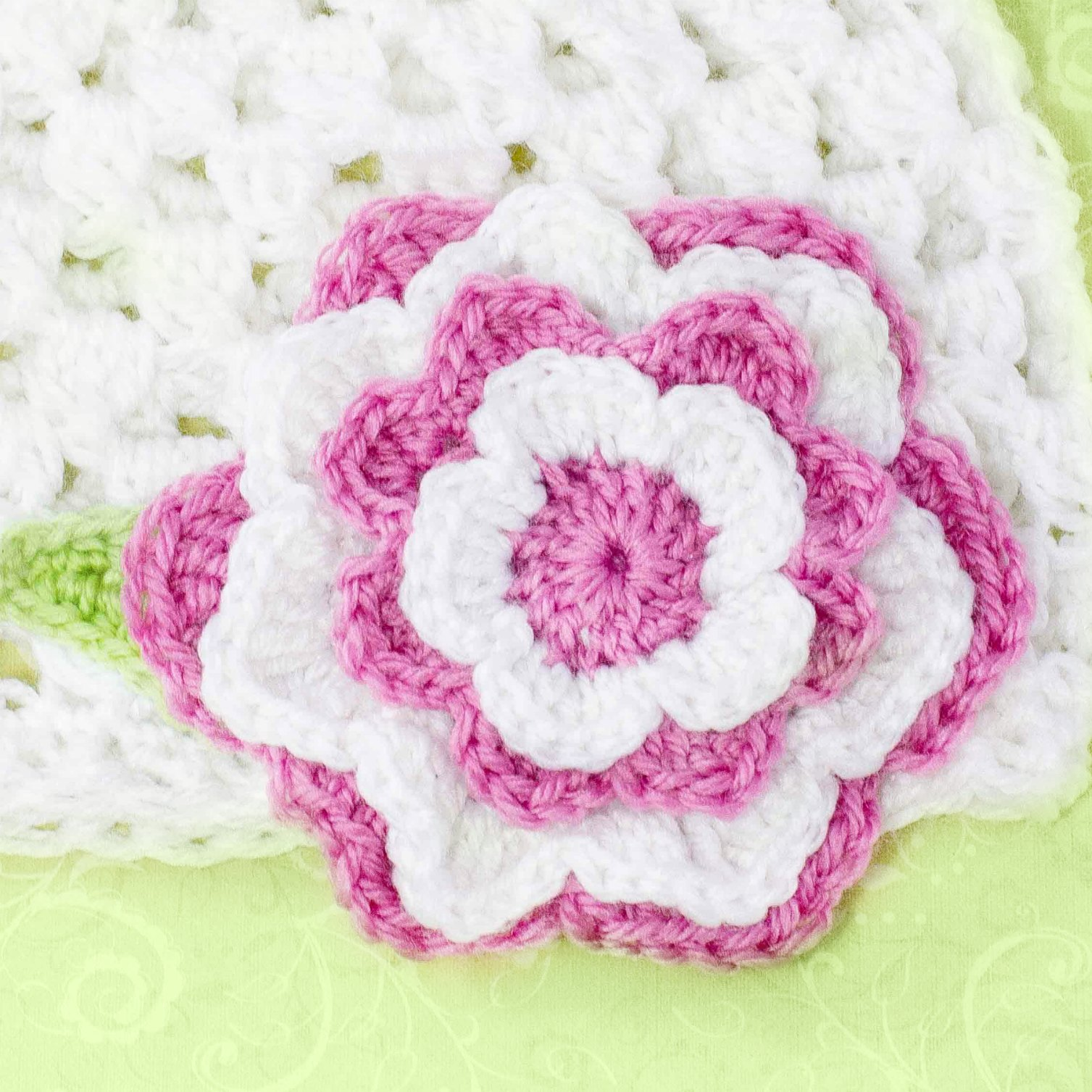 Hopeful Honey Craft, Crochet, Create: Tickled Pink ...