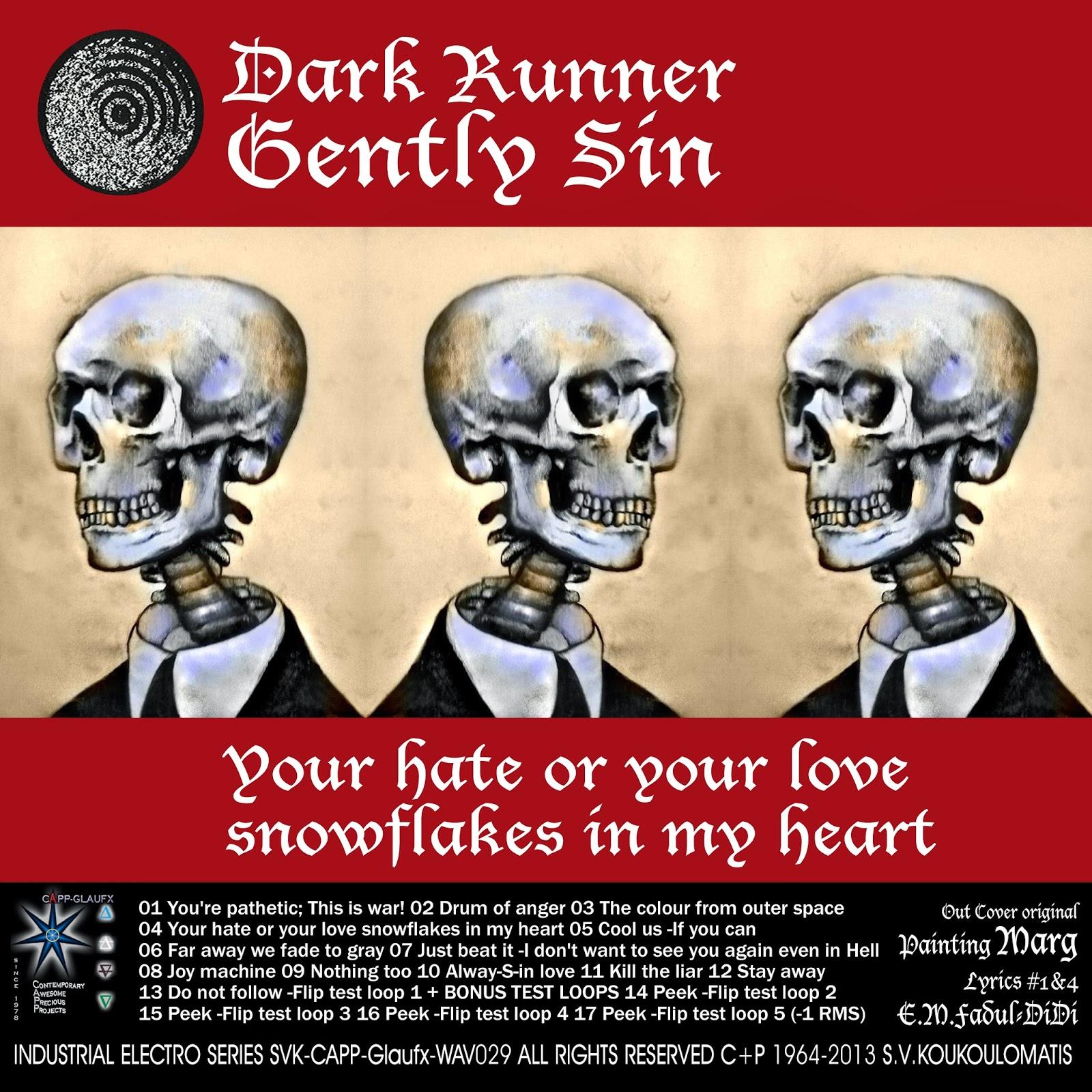Dark Runner - Gently Sin