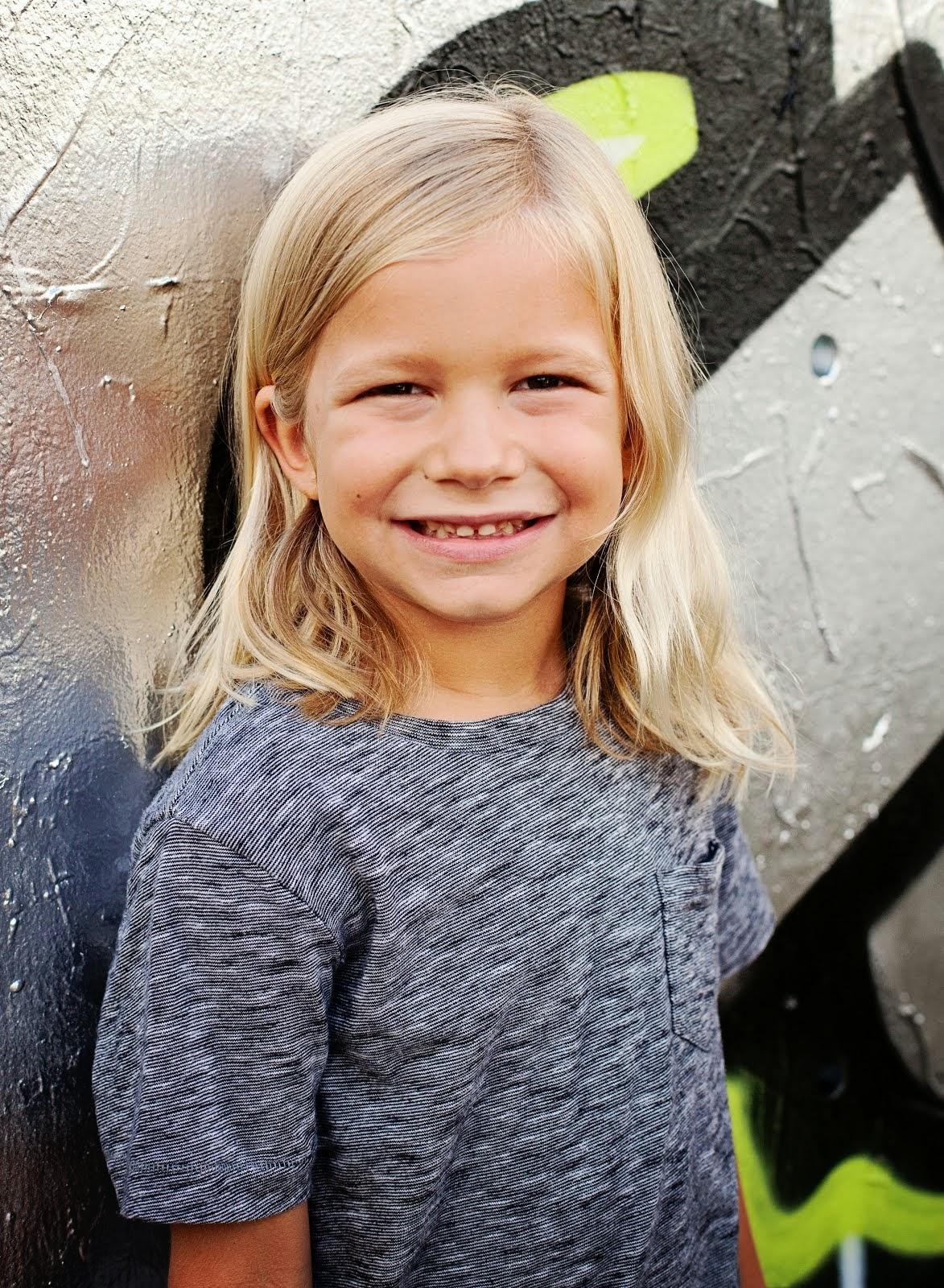 Logan- age 6