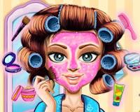Alışverişkolik Kıza Gerçek Makyaj Yap