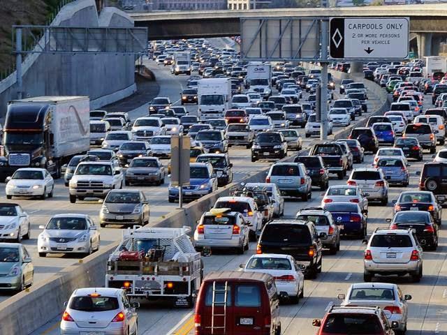Sitting & fuming: traffic congestion statistics
