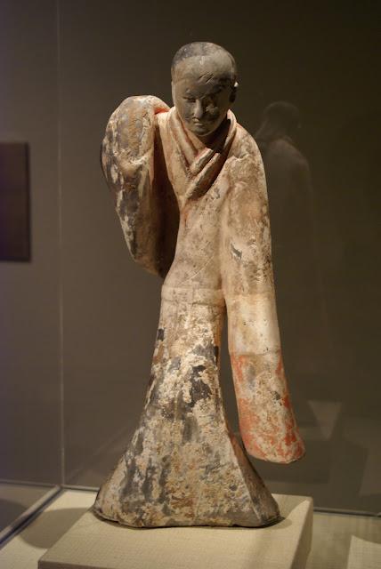 danseuse mingqi Metropolitan Museum of Art
