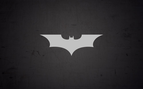 New Batman Logo