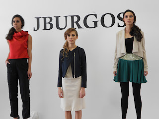 J+Burgos JBURGOS Fall 2013 Collection - LA Fashion Week Review