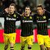 Rodada com show dos Borussias e a primeira queda do Bayern