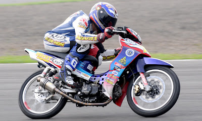 yamaha jupiter z road race
