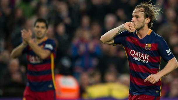 El FC Barcelona tiene un plan para Ivan Rakitic